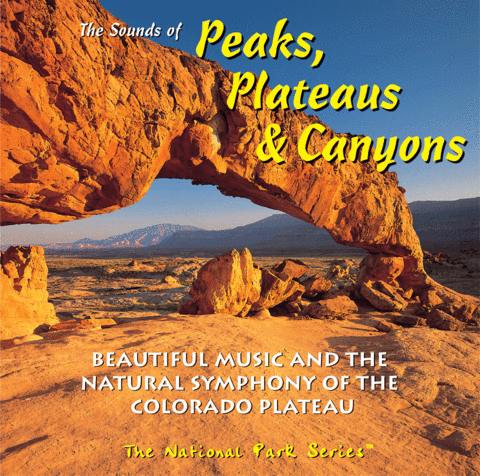 The Sounds of Peaks, Plateaus, and Canyons
